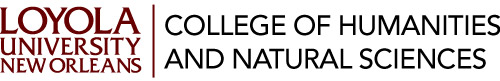 College of Humanities and Natural Sciences logo